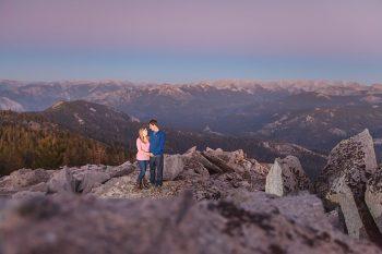 15 Camping Engagment Weekend | Bergreen Photography | Via MountainsideBride.com