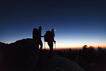 18 Camping Engagment Weekend | Bergreen Photography | Via MountainsideBride.com