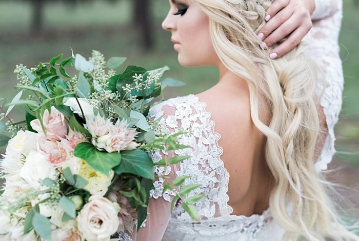 Boho Flagstaff Wedding Inspiration | Saje Photography | Via MountainsideBride.com