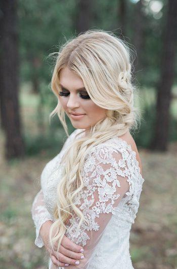 Boho Flagstaff Wedding Inspiration | Saje Photography | Via MountainsideBride.com