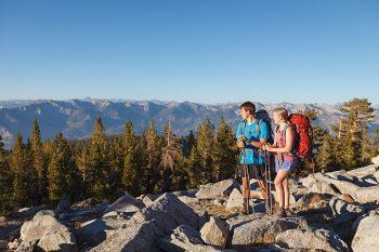 5 Camping Engagment Weekend | Bergreen Photography | Via MountainsideBride.com