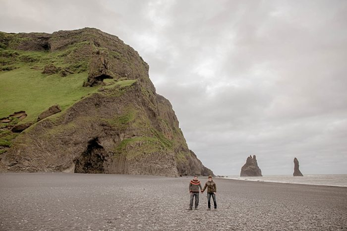 11 Iceland Elopement Photos By Miss Ann |via MountainsideBride.com