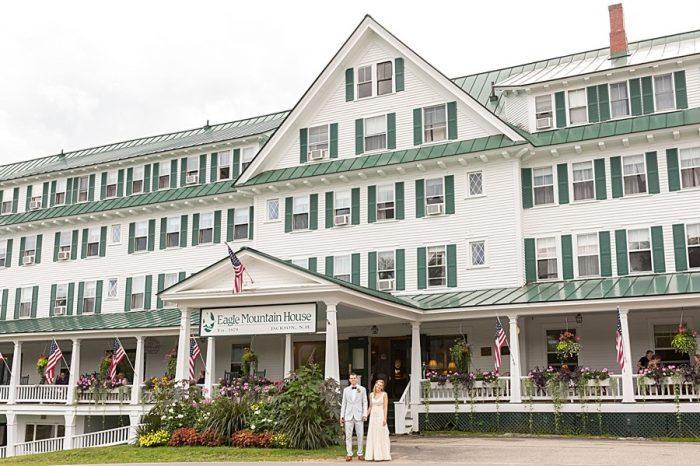 13 Eagle Mountain House New Hampshire Mountain Wedding | Anne Lee Photography | Via MountainsideBride.com