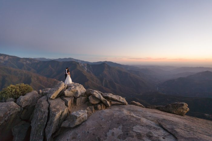 Bridal Portraits | Getting Married In The Mountains | Bergreen Photography | Via MountainsideBride.com