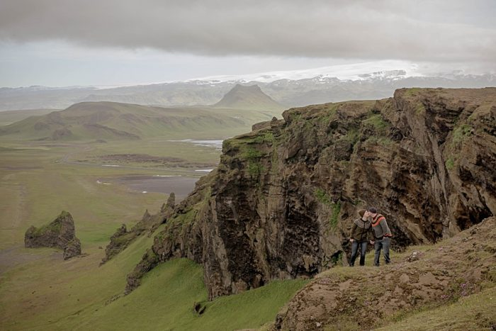 20 Iceland Elopement Photos By Miss Ann |via MountainsideBride.com