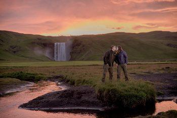 22 Iceland Elopement Photos By Miss Ann |via MountainsideBride.com