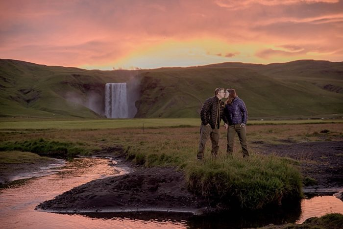 22 Iceland Elopement Photos By Miss Ann  via MountainsideBride.com