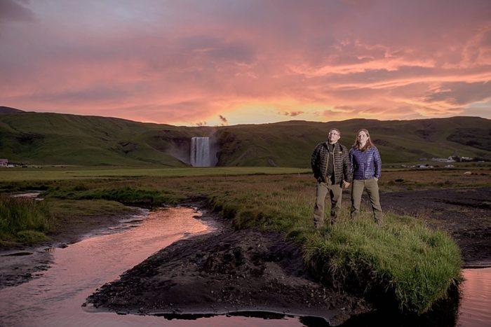 23 Iceland Elopement Photos By Miss Ann  via MountainsideBride.com