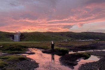 24 Iceland Elopement Photos By Miss Ann |via MountainsideBride.com
