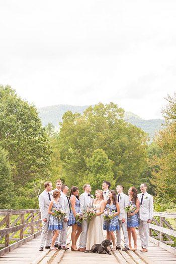 26a Eagle Mountain House New Hampshire Mountain Wedding | Anne Lee Photography | Via MountainsideBride.com