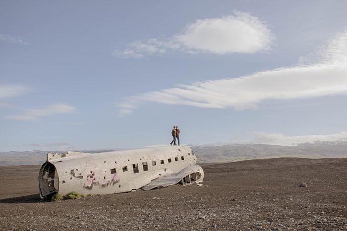 3 Iceland Elopement Photos By Miss Ann  via MountainsideBride.com