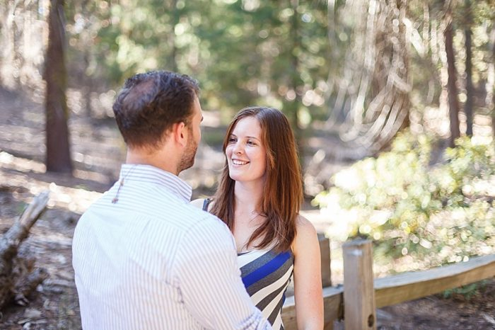 Kings Canyon Engagement | Bergreen Photography | Via MountainsideBride.com