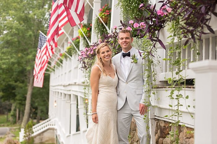 30 Eagle Mountain House New Hampshire Mountain Wedding | Anne Lee Photography | Via MountainsideBride.com