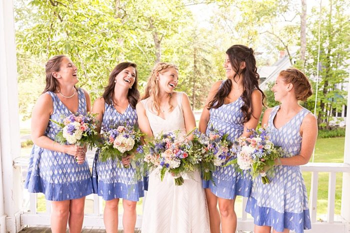 4 Eagle Mountain House New Hampshire Mountain Wedding | Anne Lee Photography | Via MountainsideBride.com