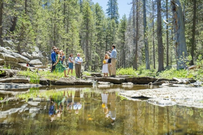 Mountain Elopement | Getting Married In The Mountains | Bergreen Photography | Via MountainsideBride.com