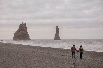 7 Iceland Elopement Photos By Miss Ann |via MountainsideBride.com