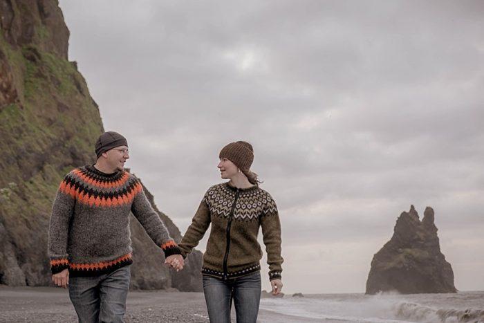 8 Iceland Elopement Photos By Miss Ann  via MountainsideBride.com