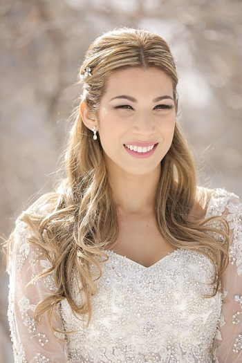 Utah Winter Wedding Pepper Nix Photography