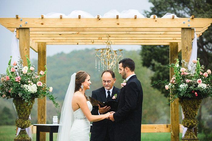 Kingsport Tennessee Wedding | Jo Photo | Via Mountainsidebride.com