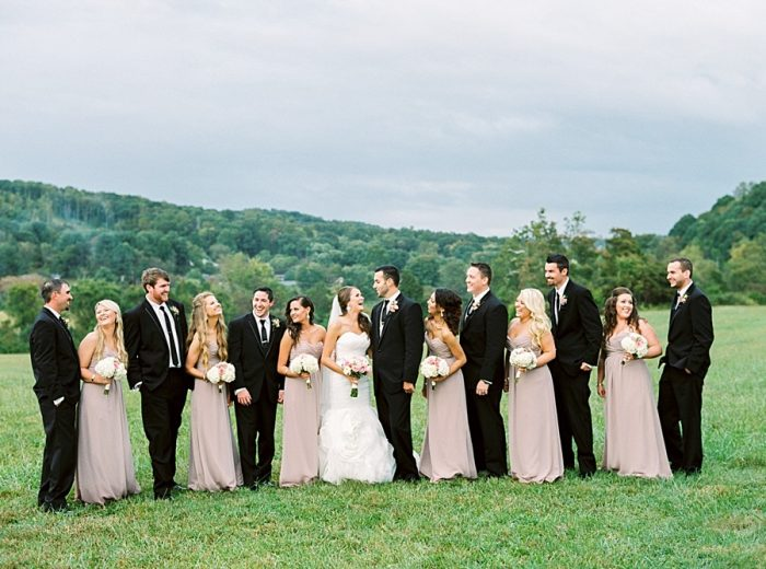 Kingsport Tennessee Wedding | Jo Photo | Via Mountainsidebride.com