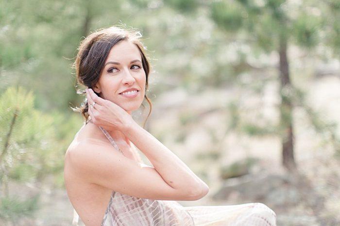 4 Lindsey Brooke Photographie   Via MountainsideBride.com