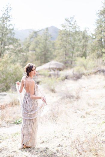 6a Lindsey Brooke Photographie   Via MountainsideBride.com