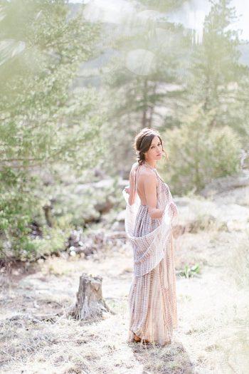 6b Lindsey Brooke Photographie   Via MountainsideBride.com