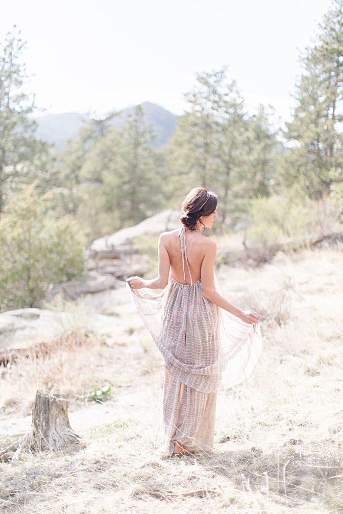 7 Lindsey Brooke Photographie   Via MountainsideBride.com