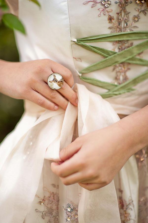 9 Alpine Wedding Moodboard Via MountainsideBride.com