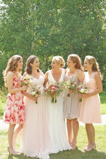 Snowbird Summer Wedding By Amber Shaw Photography   Via MountainsideBride.com