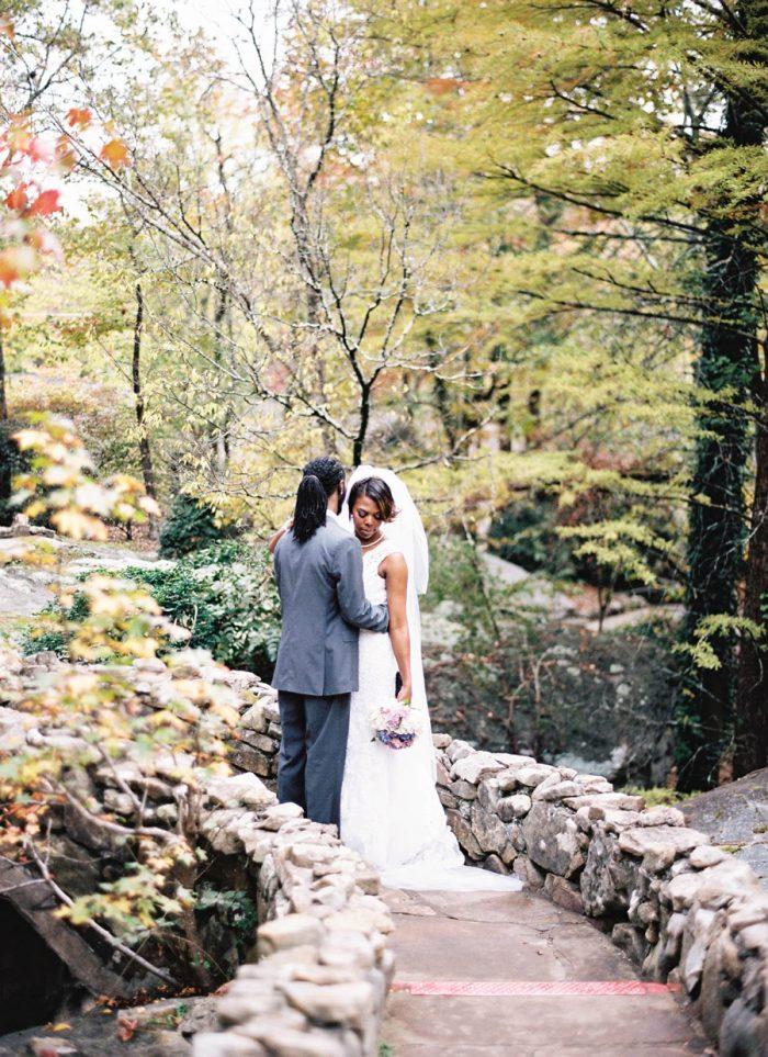 Lookout Mountain Fairyland Club Georgia | Unique2Chic Photography | Via MountainsideBride.com