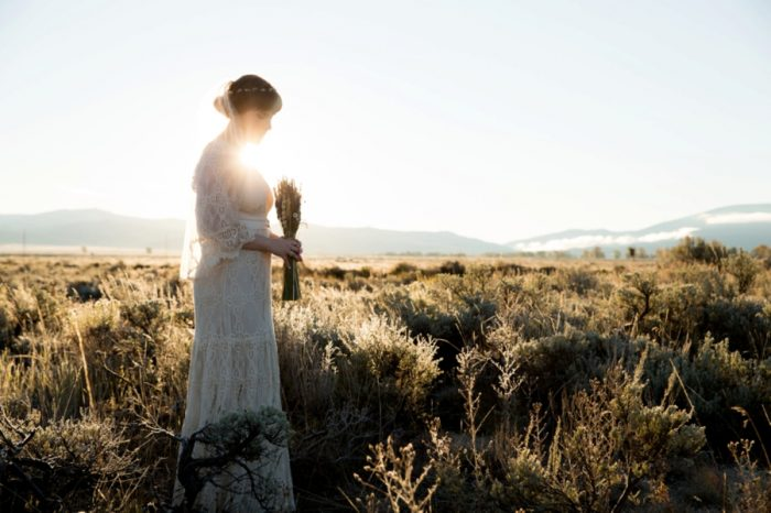 Grand Teton Elopement Jamye Chrisman Photography | Via MountainsideBride.com