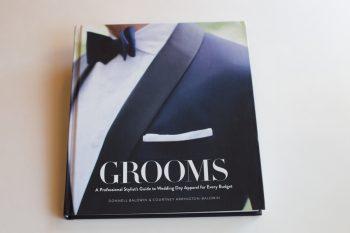 Cover | Grooms Style Book Review | Via MountainsideBride.com