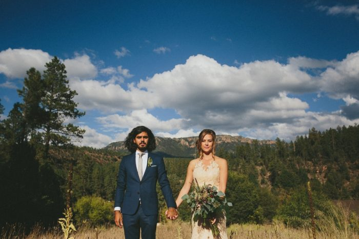 Payton Arizona Wedding Savanna Lauren Photography | Via MountainsideBride.com