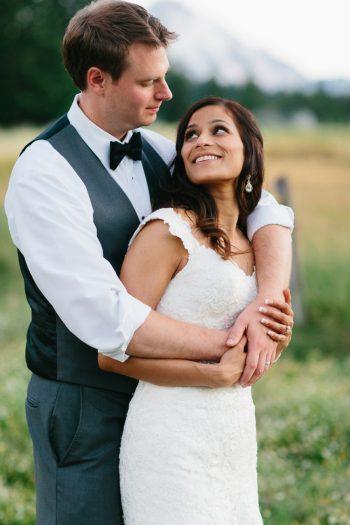 Mount Hood Wedding Bed Nicole Wasko Photography   Via MountainsideBride.com
