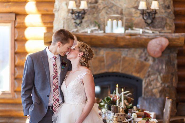 Breckenridge Nordic Wedding Inspiration Bergreen Photography | Via MountainsideBride.com
