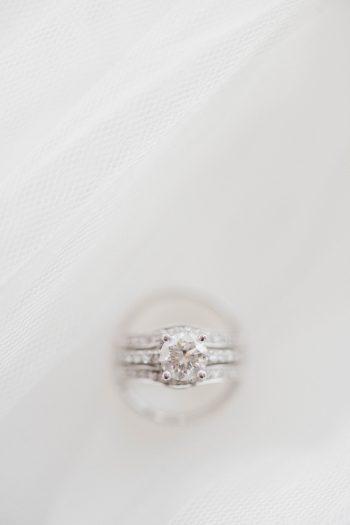 Engagement Ring Virginia Mountain Wedding Kim Stockwell Photography | Via MountainsideBride.com