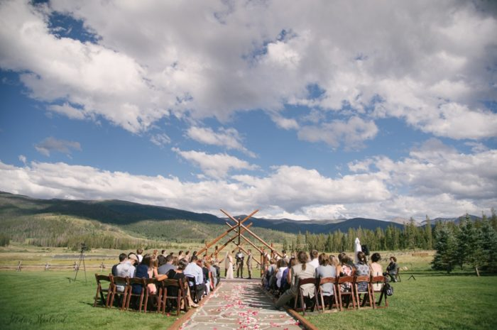 Devils Thumb Wedding | Jordan Weiland Photography | Via MountainsideBride.com