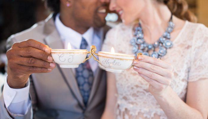 Russian Tearoom Lake Tahoe Wedding Inspiration