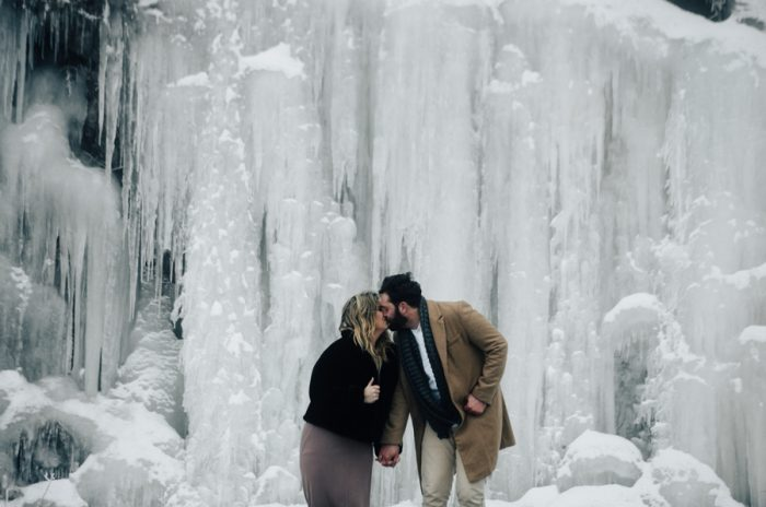 Tennessee Winter Engagement Amanda Sutton Photography