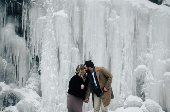Tennessee Winter Engagement Amanda Sutton Photography