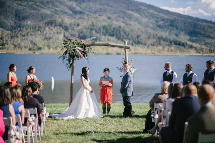 Steamboat Springs Wedding Andy Barnhart Photography   Via MountainsideBride.com