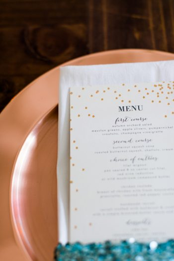 19b Tablescape By Minted And Aisle Society Via MountainsideBride.com