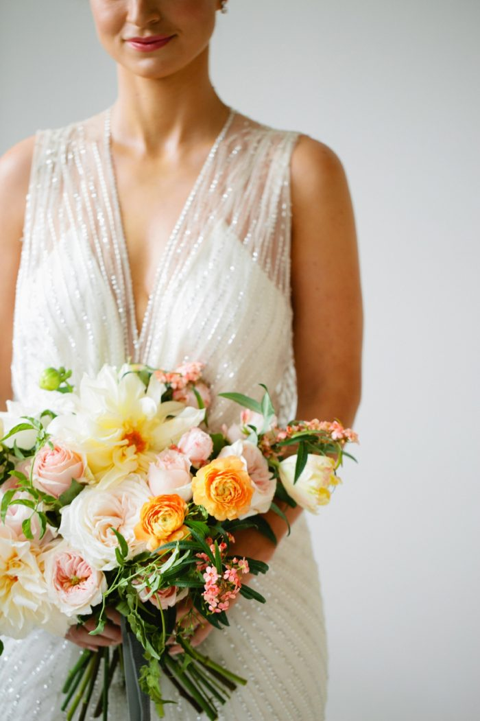 2 Bride By Minted And Aisle Society Via MountainsideBride.com
