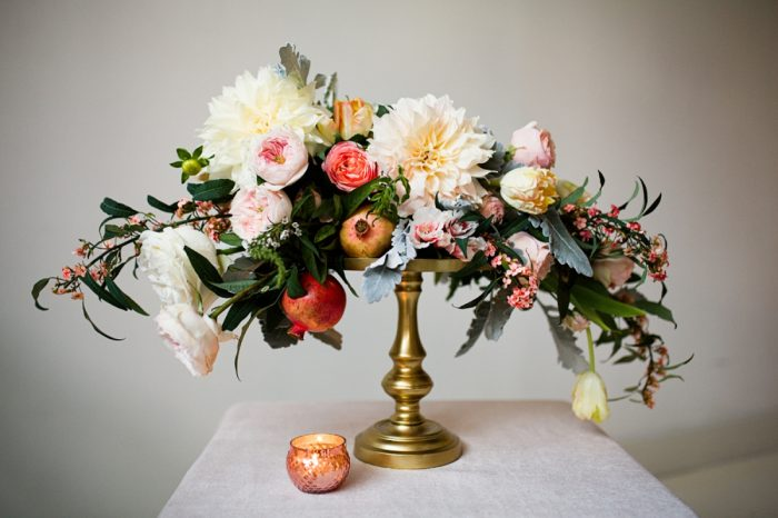 20 Florals By Minted And Aisle Society Via MountainsideBride.com