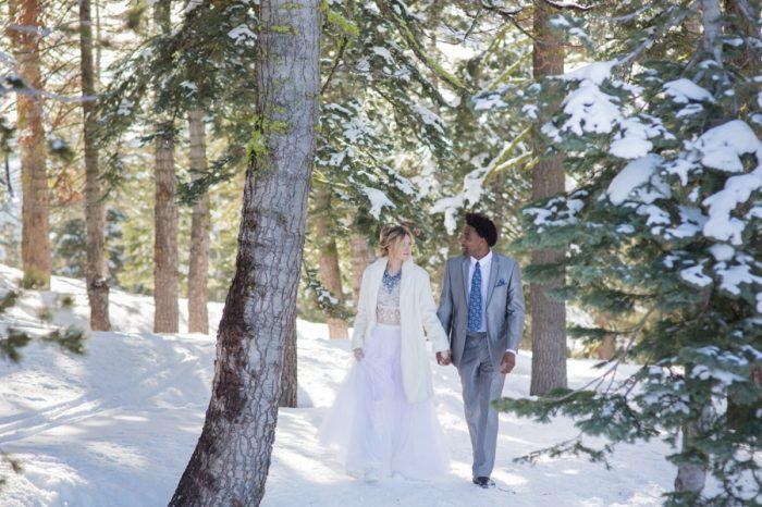 22 Lake Tahoe Wedding Inspiration With Russian Details | Via MountainsideBride.com