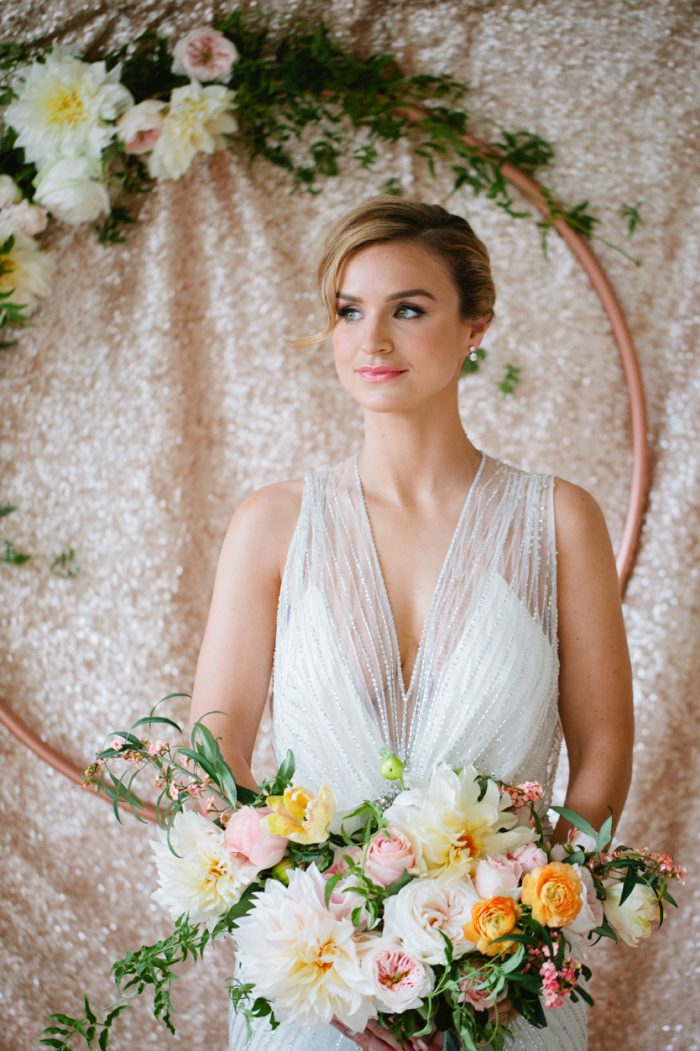23 Bride By Minted And Aisle Society Via MountainsideBride.com