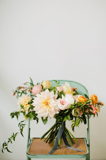24a Florals By Minted And Aisle Society Via MountainsideBride.com