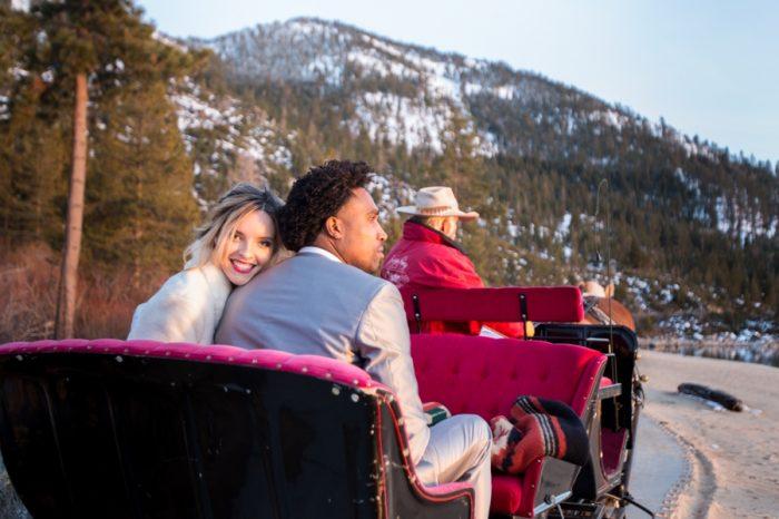 28 Lake Tahoe Wedding Inspiration With Russian Details | Via MountainsideBride.com