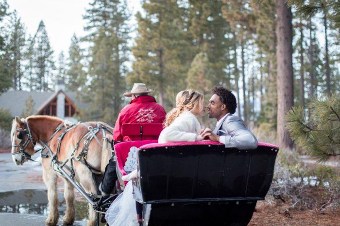 30 Lake Tahoe Wedding Inspiration With Russian Details | Via MountainsideBride.com